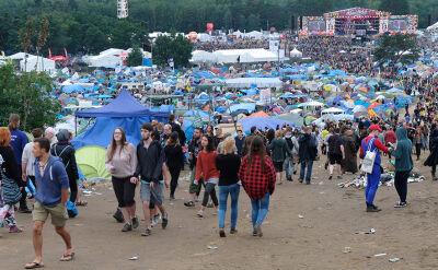 Owsiak o Przystanku Woodstock: mamy bardzo dobrą opinię policji