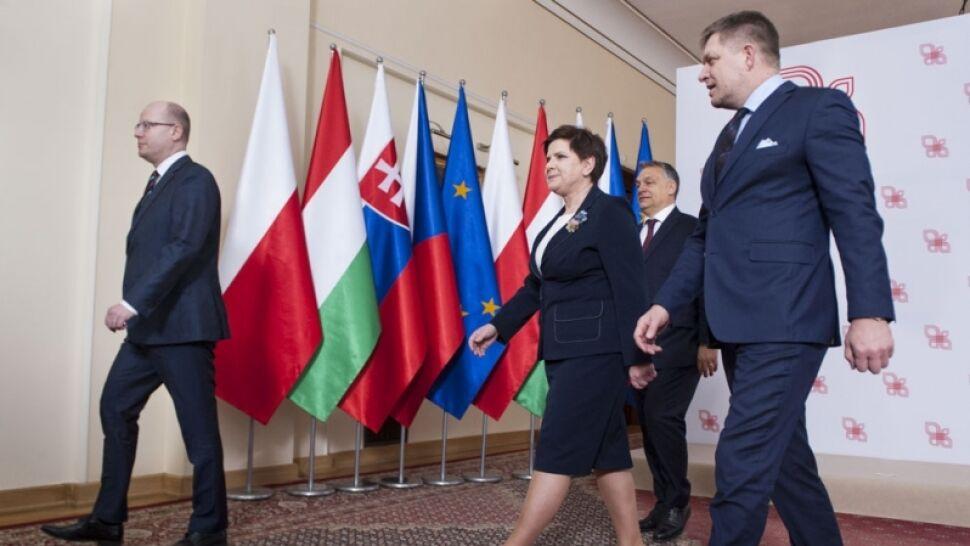 CBOS: Polacy najbardziej prounijni w Grupie Wyszehradzkiej