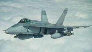 Australia wystraszyła się Rosjan. Wstrzymała naloty w Syrii