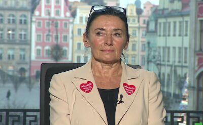 """""""Sprzęt od WOŚP stoi w większości oddziałów pedriatycznych w Polsce"""""""