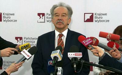Szef PKW: obawiamy się poważnych problemów z odczytywaniem intencji głosujących