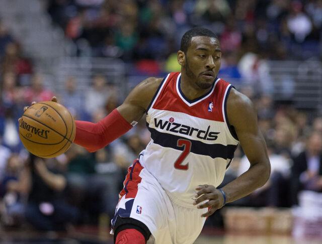 John Wall jest najlepszym graczem Washington Wizards