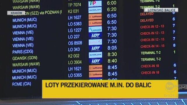 Jak wygląda sytuacja w Krakowie?