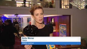 Anita Werner o nagrodzie