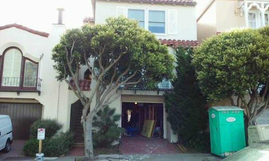 Dom Ericy Karner w San Francisco