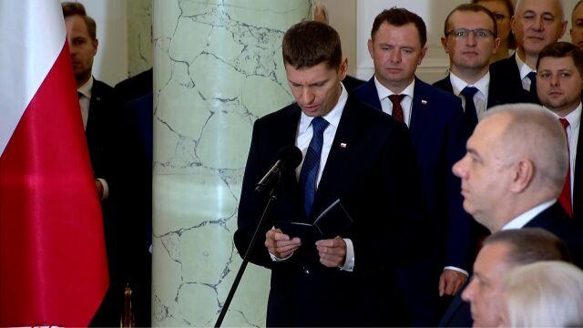 Dariusz Piontkowski nowym szefem Ministerstwa Edukacji Narodowej