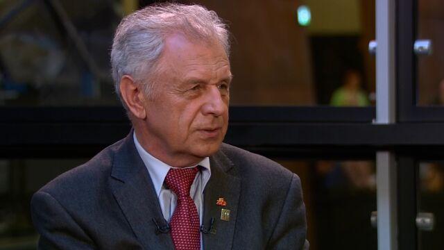 """""""Najważniejsze było to, żeby próbować Polskę umeblować na nowo"""""""