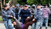 Pacyfikacja protestów w Kazachstanie