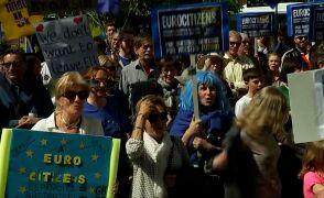Brytyjczycy mieszkający w Hiszpanii chcą pozostania Wielkiej Brytanii w Unii Europejskiej (wideo z marca 2019 roku)