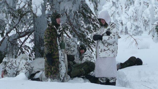 """Prawie milion rezerwistów na """"sytuację kryzysową""""? Fińska armia zaprzecza"""