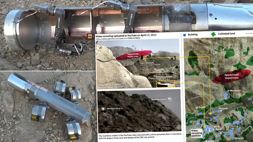 """HRW: Zabronione bomby spadają na Jemen. """"Ta amunicja nie może być nigdy stosowana"""""""