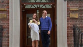 Kate i William pokazali światu maleńką księżną