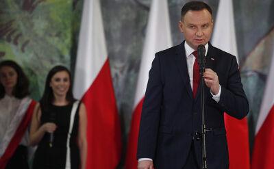 Duda: dla mnie Polak to ten, kto chce pracować dla Polski