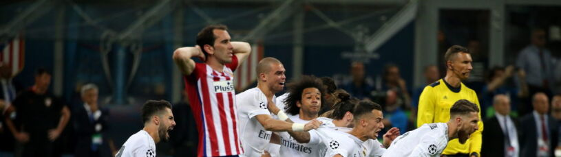 Grande Ronaldo, grande Real. Atletico znów przegrało w finale