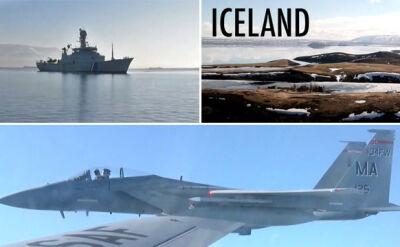 Islandia jednym z poligonów dla sił NATO