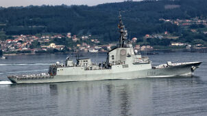 Mendez Nunez opuści amerykańską flotę. Powodem wzrost napięcia w Zatoce Perskiej