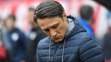 Kovac w grobowym nastroju przed meczem sezonu.
