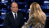 Adam Bielan: profesor Legutko nie bagatelizuje pedofili