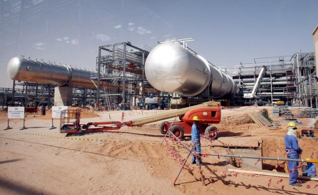 Atak dronów na saudyjskie przepompownie ropy naftowej