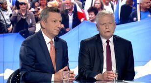 Andrzej Halicki i prof. Aleksander Bobko w