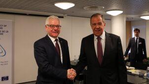 MSZ: ministrowie Polski i Rosji zgodzili się w sprawie równego dostępu do wraku Tu-154M