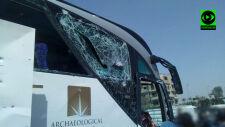 Atak na autobus w Gizie