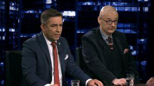 Zbigniew Gryglas i Michał Kamiński w