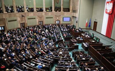 Burzliwa debata o pedofilii w Sejmie