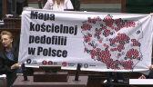 """Scheuring-Wielgus pokazała """"Mapę kościelnej pedofilii w Polsce"""""""