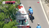 Problemy Solera po kraksie na początku 12. etapu Giro d'Italia