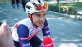 Brambilla po 12. etapie Giro d'Italia