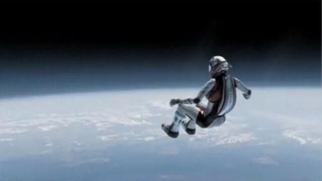 Baumgartner to pestka. Trwają prace nad skokiem z orbity