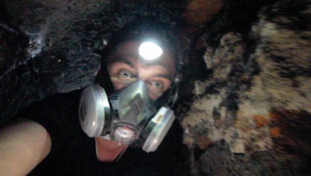 Odkrycie katakumb