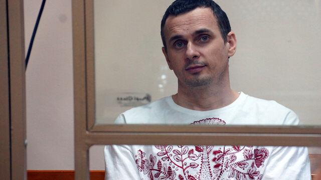 Prezydent Ukrainy proponuje wymianę więźniów. Chce uwolnienia Sencowa