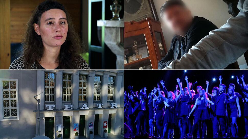 """""""Molestowanie w Teatrze Akademickim"""" - część I reportażu """"Superwizjera"""""""
