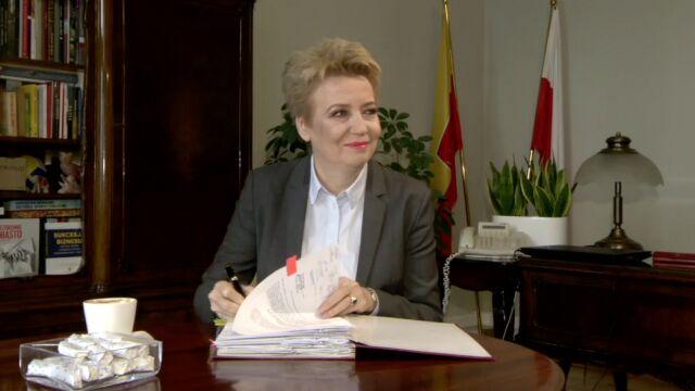 Zdanowska: suweren zadecydował. Wojewoda na razie milczy