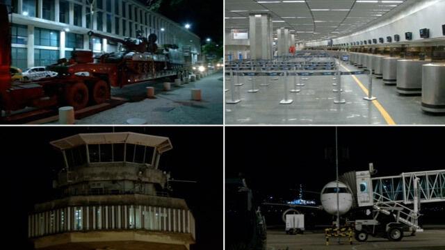 """""""Strajk włoski"""" na lotniskach w Rio na początek mundialu"""