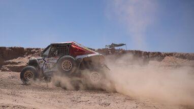 Rajd Dakar. Drugie etapowe zwycięstwo polskiej ekipy