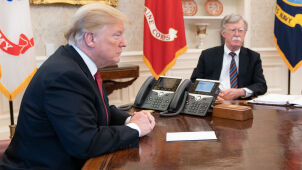 Bolton gotów złożyć zeznania w procesie prezydenta USA