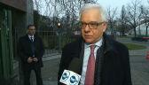 Czaputowicz: Monitorujemy sytuację. Polscy żołnierze nie ucierpieli w ataku