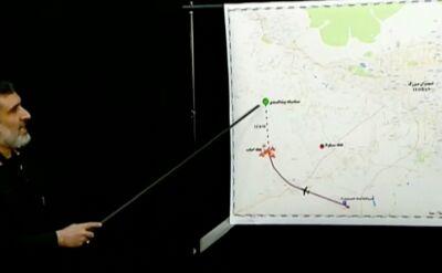Irański generał: samolot został pomylony z rakietą