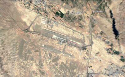 Katastrofa samolotu pod lotniskiem w Teheranie