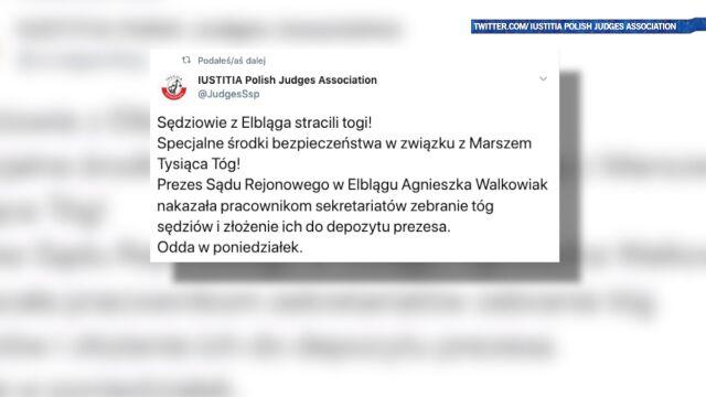 Zabierz Sędziemu Togę