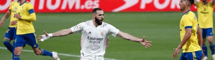 """Karim """"wszechmogący"""". Dwa gole, trzy rekordy"""