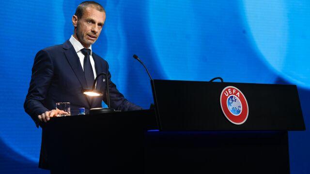 """Kongres UEFA nieugięty w sprawie Superligi. """"Jesteśmy europejską piłką, oni nie"""""""