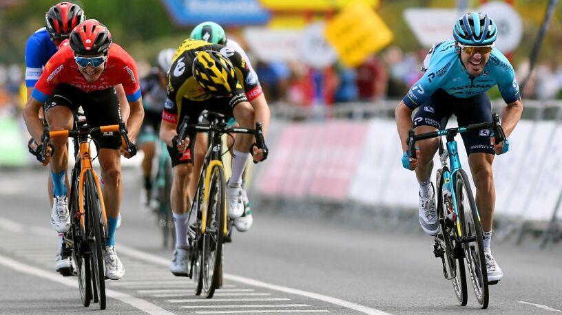 Udany dzień Bilbao na etapie Tour of the Alps i wyjątkowa dedykacja