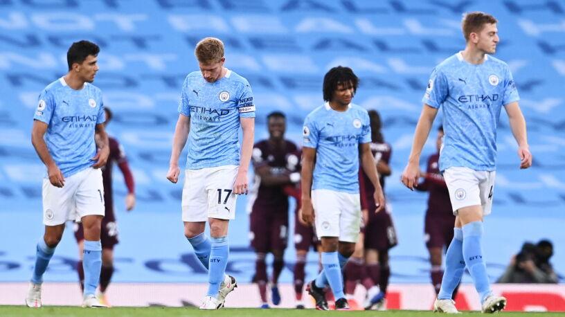 """Guardiola wściekły po rozbiciu przez Leicester City. """"Nikt nie przejmuje się piłkarzami"""""""