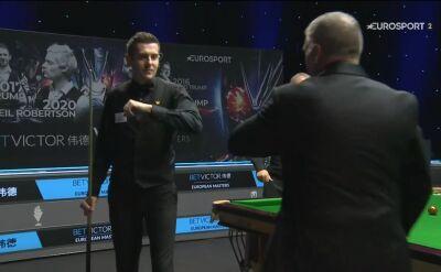 Selby wygrał turniej European Masters