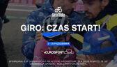 Giro d'Italia na żywo w Eurosporcie i Eurosport Playerze