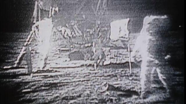 Znaleziono kamerę z księżyca